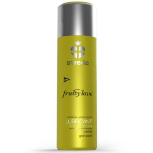 SWEDE FRUITY LOVE LUBRICANTE MANZANA GOLDEN Y VAINILLA 50 ML