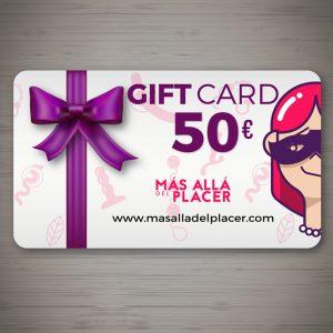 50 Euros Gift Card