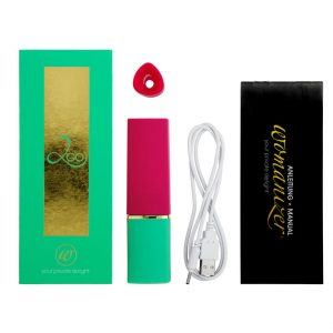 WOMANIZER 2GO PINK GOLD