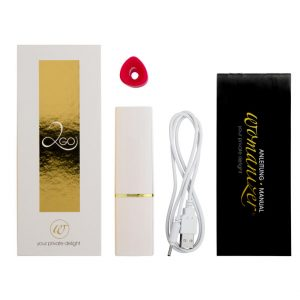 WOMANIZER 2GO WHITE GOLD