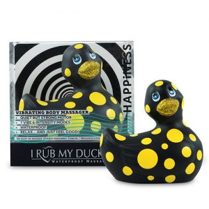 PATO VIBRADOR HAPPINESS – I RUB MY DUCKIE 2.0