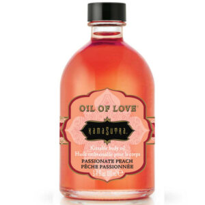 KAMASUTRA ACEITE DEL AMOR MELOCOTÓN 100ML