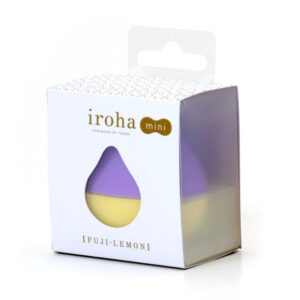 IROHA BY TENGA MINI FUJI LEMON VIBRADOR