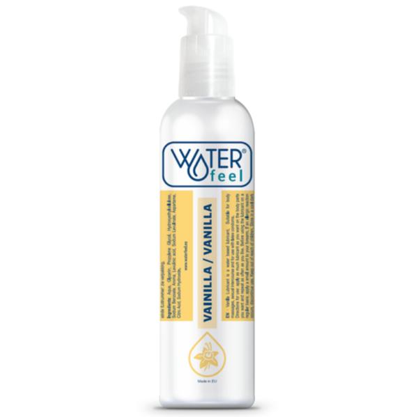 WATERFEEL Lubricante a baxse agua vainilla 150ml