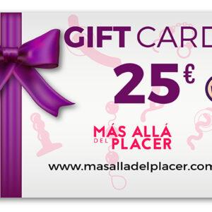 25 Euros Gift Card