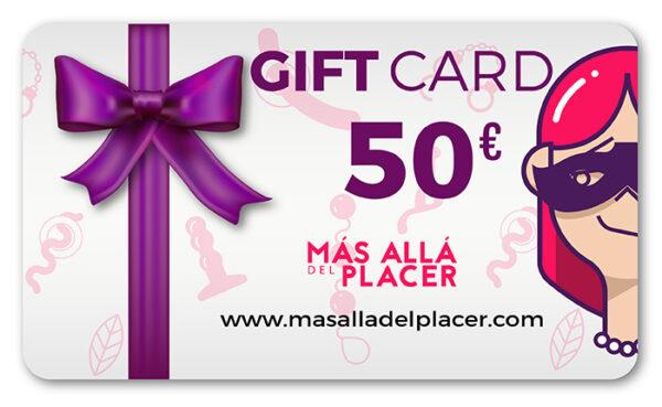 Gift Card de 50 euros