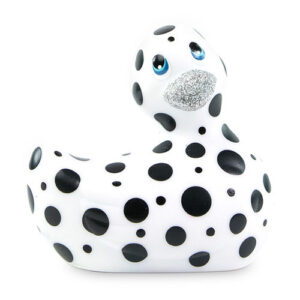 PATO VIBRADOR BLACK & WHITE – I RUB MY DUCKIE 2.0