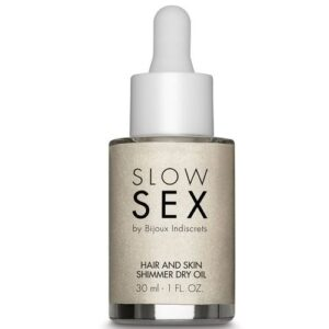 SLOW SEX ACEITE SECO ILUMINADOR MULTIFUNCIÓN 30 ML